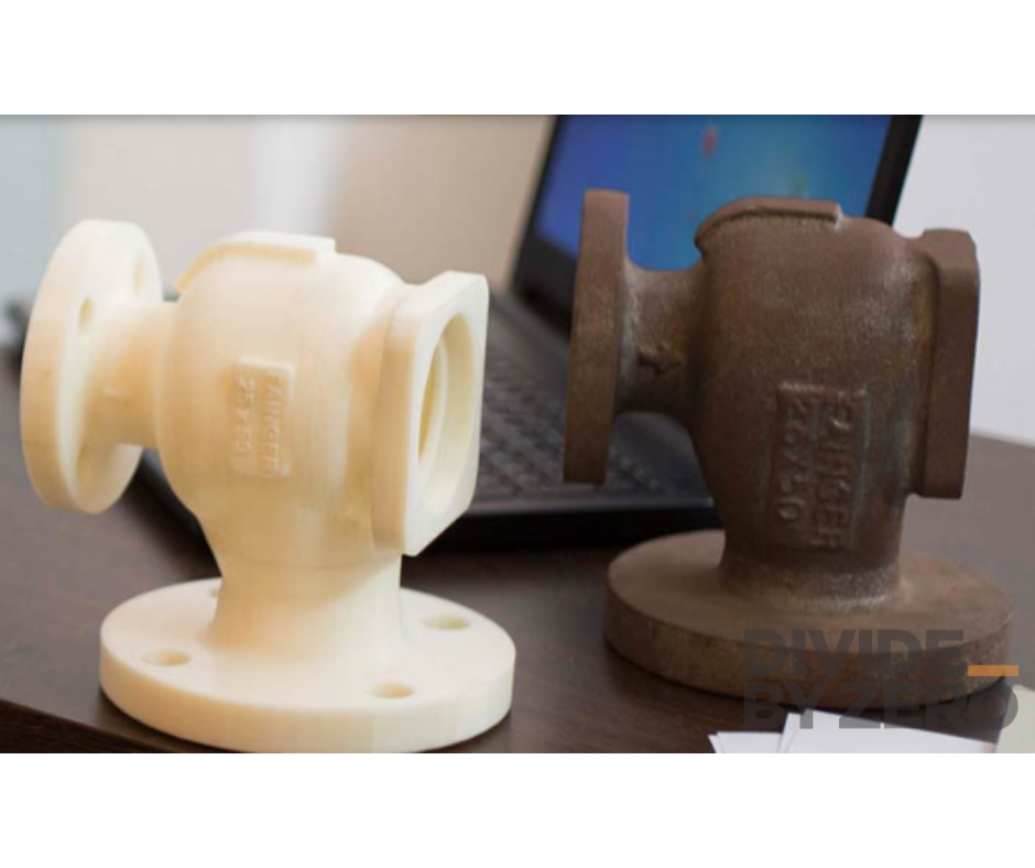 7 Reasons To Choose 3D Printing In Casting Industry