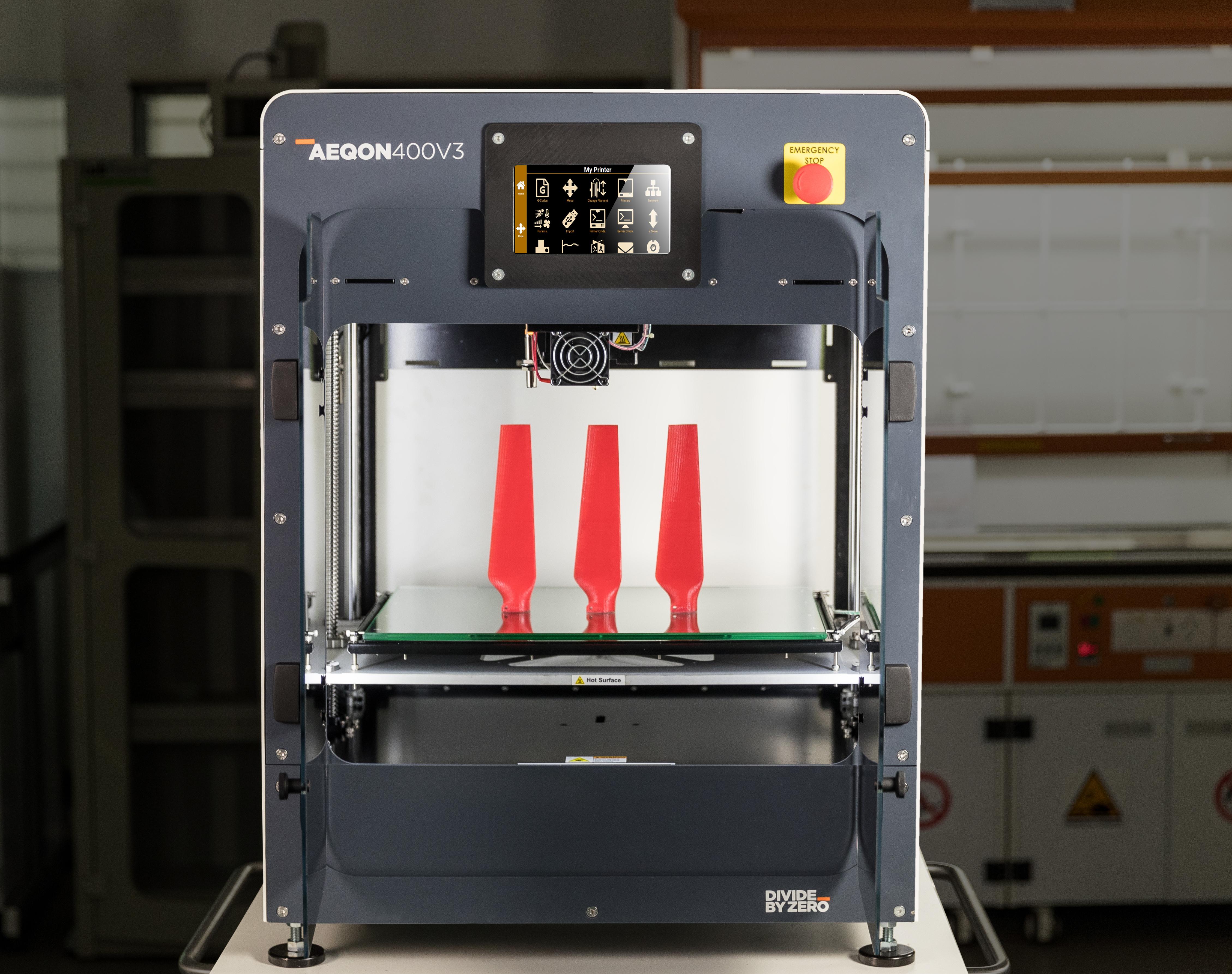 3D print technologies