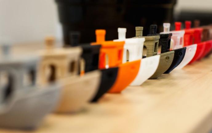 multi material 3D printing