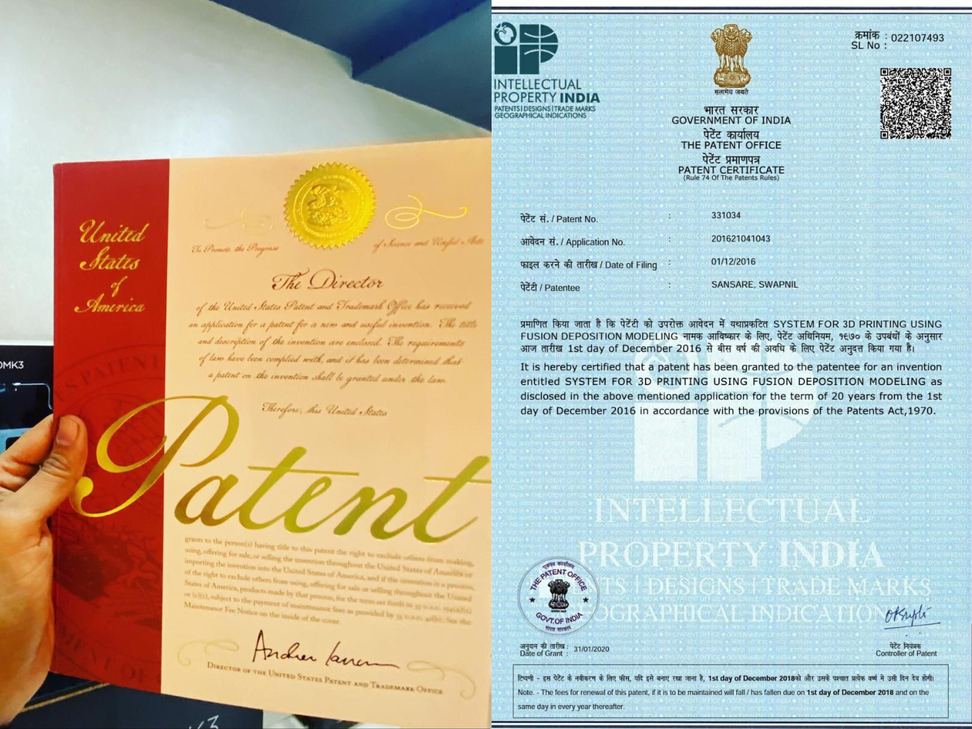 AFPM - Patent