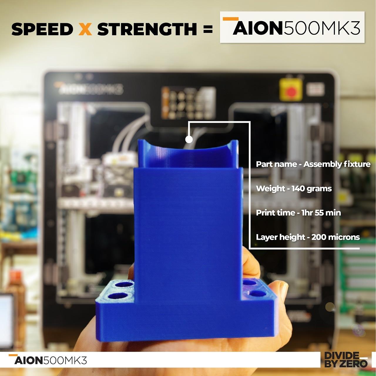 high-speed 3D printing