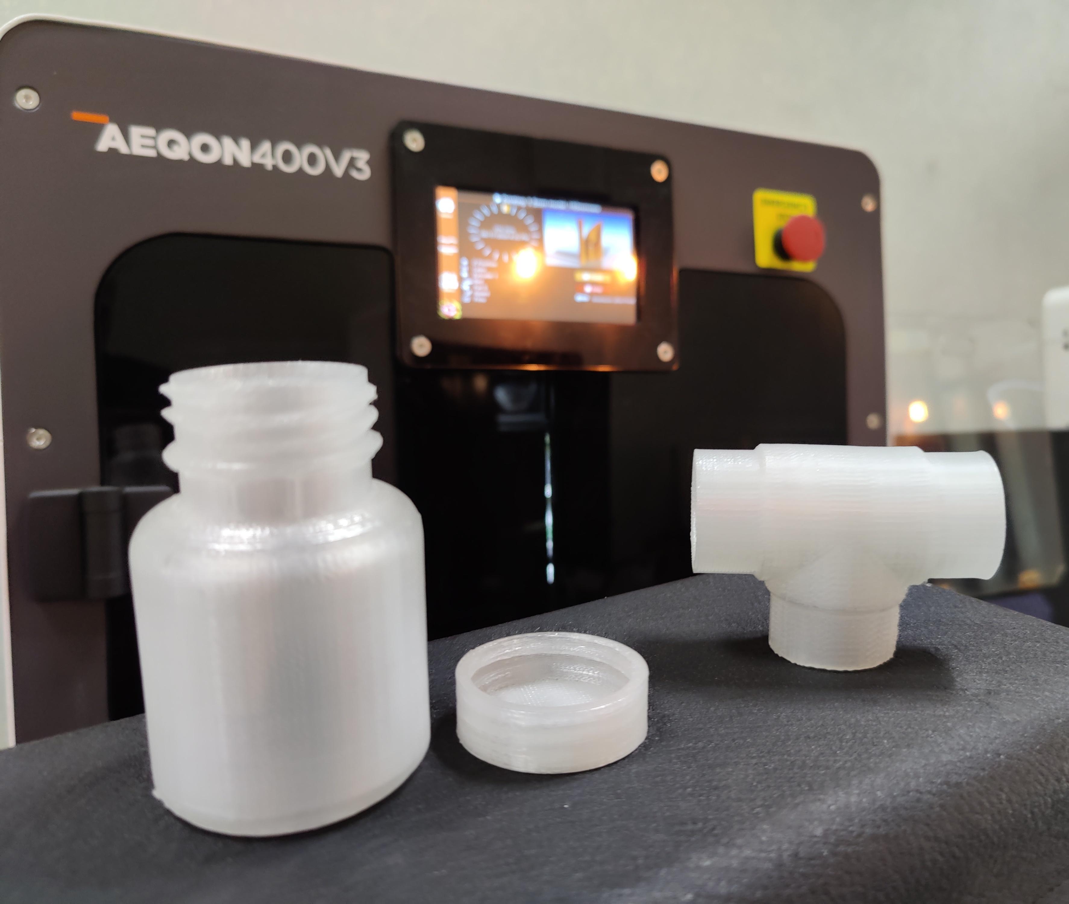 3D Printing With Polypropylene