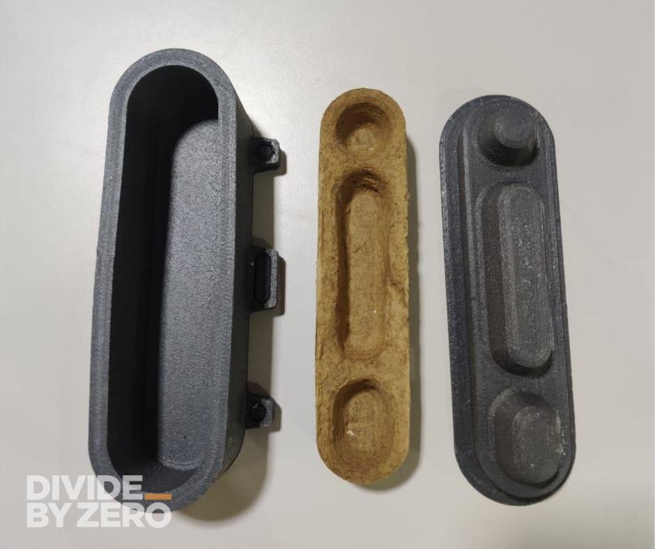 3D Printed Packaging - Paper & Pulp Industry