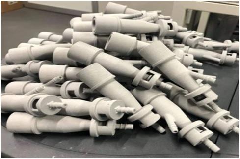 3D Printed Respiratory Valves