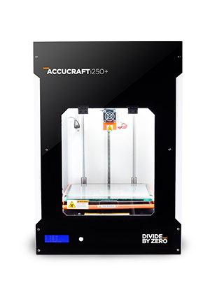 Accucraft i250+ 3D Printer 1