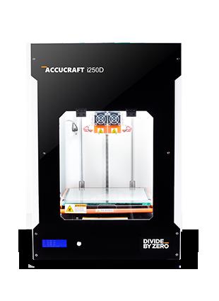 Accucraft i250d 3D Printer 1