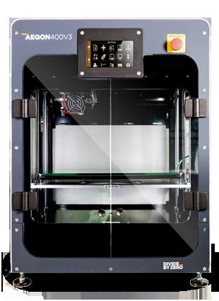 Aeqon 400 3D Printer 1