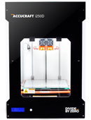ACCUCRAFT i250D 3D Printer 2