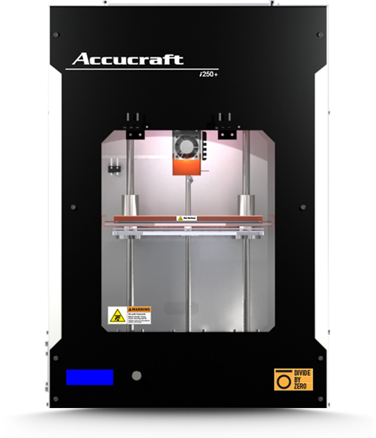 Accucraft i250+ | Divide By Zero