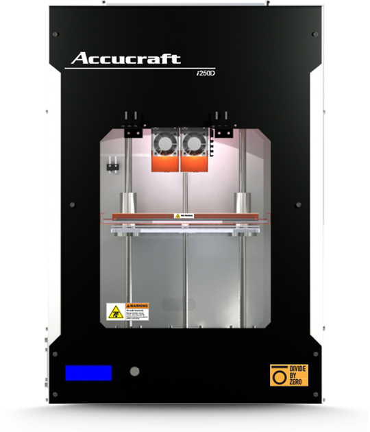 Accucraft i250D | Divide By Zero